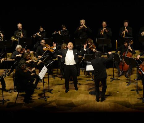 Javier Camarena & Les Musiciens du Prince-Monaco