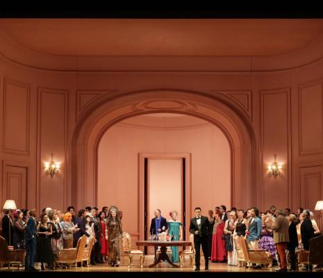 Traviata par Tcherniakov