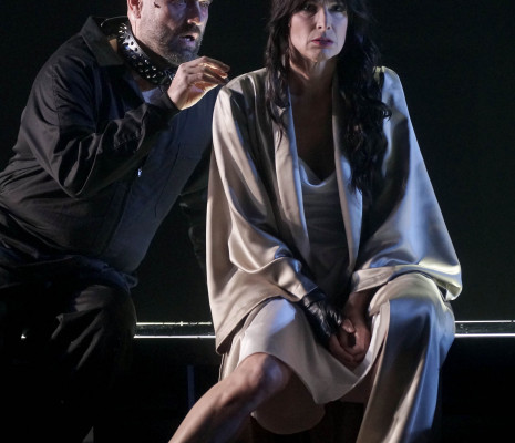 Xavier Sabata & Nicola Beller Carbone - Marie par Rafael R. Villalobos