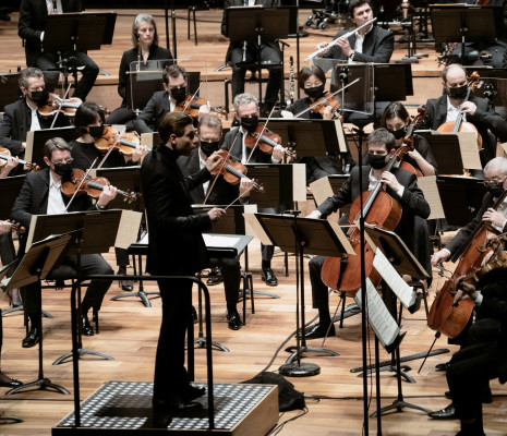 Klaus Mäkelä et l'Orchestre de Paris
