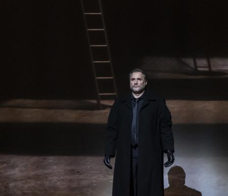 Nicolas Testé - La Flûte enchantée par Robert Carsen