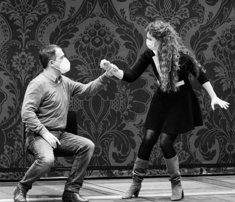 Piero Pretti (Radamès) - Aida par Lotte de Beer