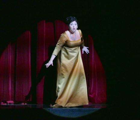 Jennifer Rowley - Tosca par Louis Désiré