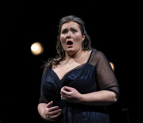 Carla Filipcic Holm - Ariane à Naxos