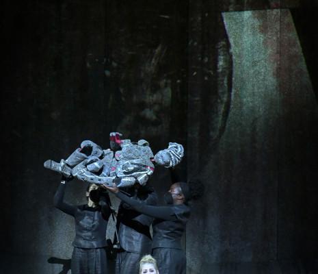 Sondra Radvanovsky - Aida par Lotte de Beer