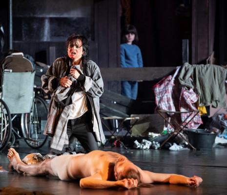 Anna Goryachova - La Clémence de Titus par Milo Rau