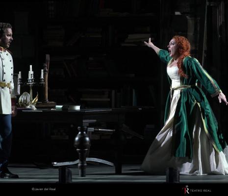 Michael Spyres & Yolanda Auyanet - Norma par Justin Way