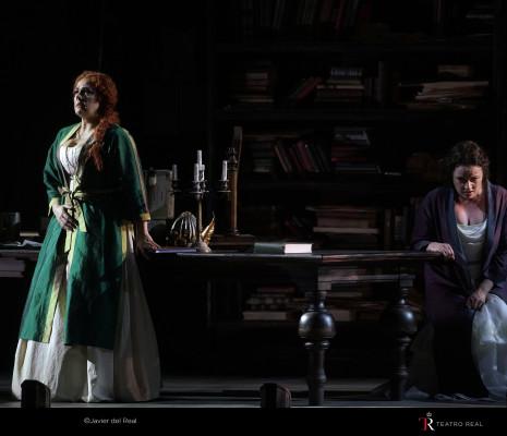 Yolanda Auyanet & Clémentine Margaine - Norma par Justin Way
