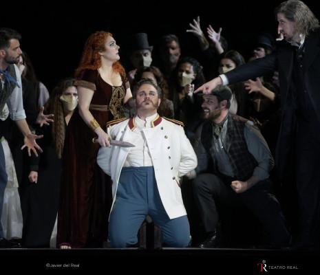 Yolanda Auyanet, Michael Spyres & Roberto Tagliavini - Norma par Justin Way