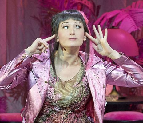 Slávka Zámečníková - Don Pasquale par Irina Brook
