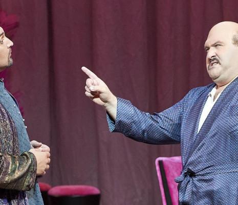 Adam Plachetka & Nicola Alaimo - Don Pasquale par Irina Brook