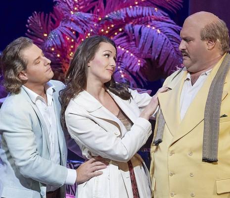Dmitry Korchak, Slávka Zámečníková & Nicola Alaimo - Don Pasquale par Irina Brook