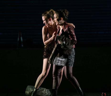 Rocío Pérez, Natalia Labourdette - Peter Grimes par Deborah Warner
