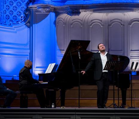 David Zobel & Florian Sempey - Salle Gaveau