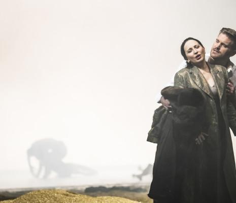 Didon et Énée par Franck Chartier (Peeping Tom)