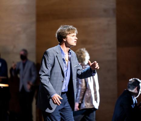 Andreas Wolf - Passion selon Saint Jean par Calixto Bieito