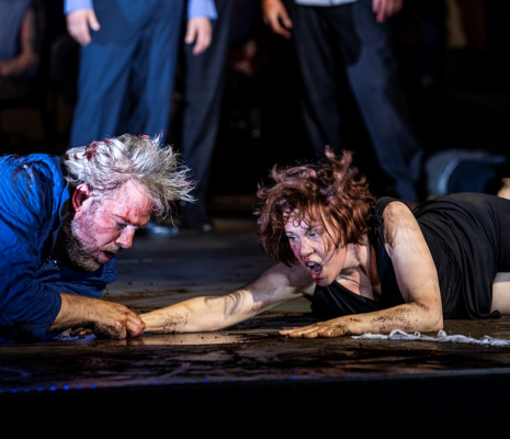 Lenneke Ruiten, Robert Murray - Passion selon Saint Jean par Calixto Bieito