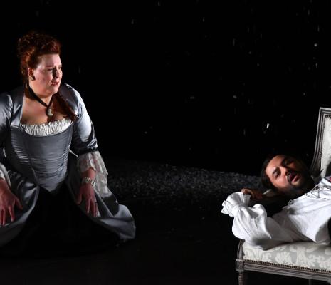 Marie-Nicole Lemieux & Mario Chang - Werther par Bruno Ravella