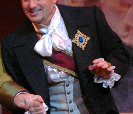 Antonino Siragusa dans le Barbier de Séville