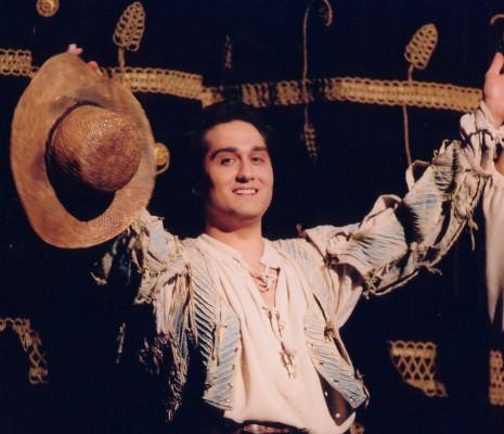 Giuseppe Filianoti dans Falstaff