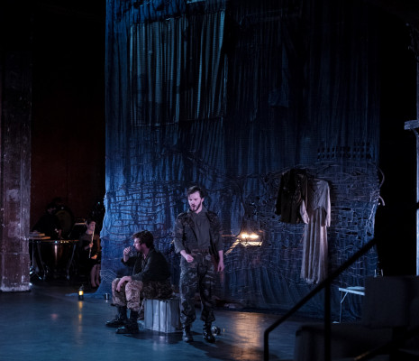 Alexander York et Alexander Ivanov - Le Viol de Lucrèce par Jeanne Candel