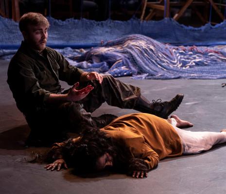 Niall Anderson et Ramya Roy - Le Viol de Lucrèce par Jeanne Candel
