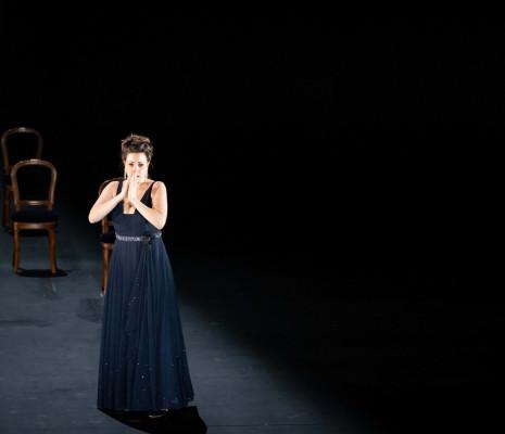 Joyce El-Khoury - Tosca par Olivier Fredj