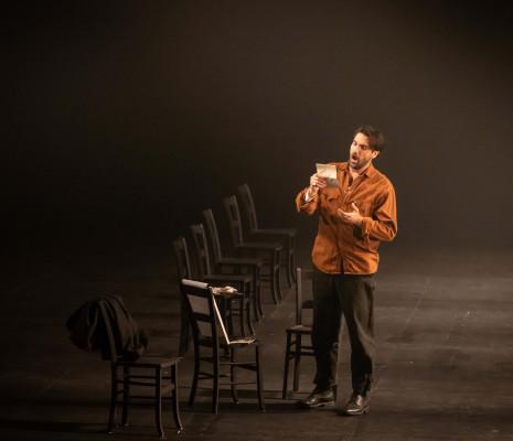 Jonathan Tetelman - Tosca par Olivier Fredj