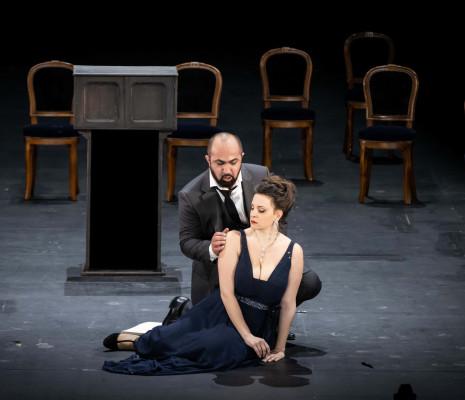 Gevorg Hakobyan, Joyce El-Khoury - Tosca par Olivier Fredj