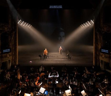Tosca par Olivier Fredj