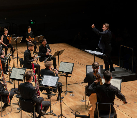 Ensemble intercontemporain & Matthias Pintscher