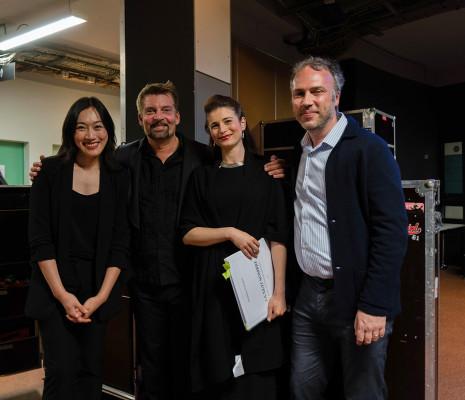Peyee Chen, Matthias Pintscher, Rinnat Moriah & Aureliano Cattaneo