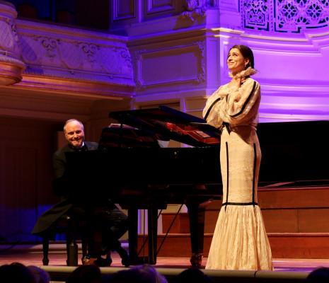 Antoine Palloc & Asmik Grigorian - Salle Gaveau