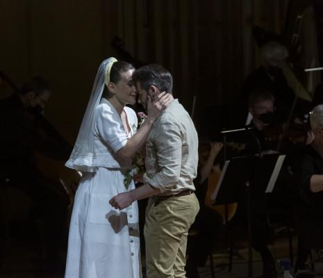 Jérémie Schütz & Chiara Skerath - Carmen par Romain Gilbert