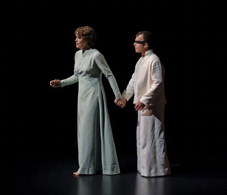 Marianne Beate Kielland & Marc Mauillon - L'Orfeo par Pauline Bayle