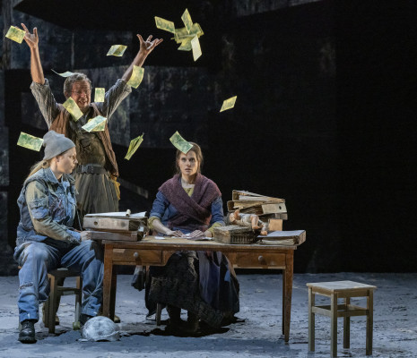 Deirdre Angenent, Franz Hawlata & Léonie Renaud - Fidelio par Paul-Émile Fourny