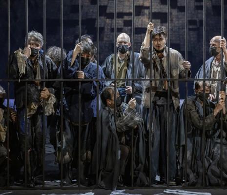 Chœur de l'Opéra-Théâtre de Metz Métropole - Fidelio par Paul-Émile Fourny