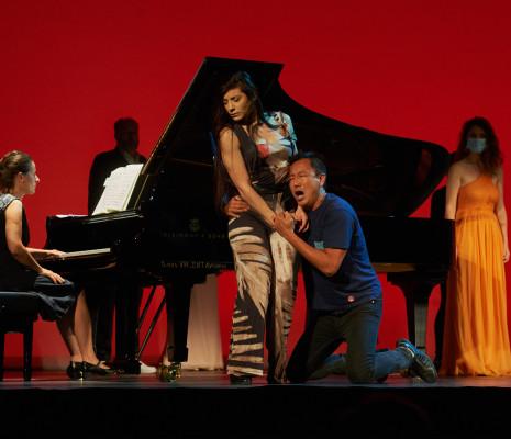 Héloïse Mas et Philippe Do