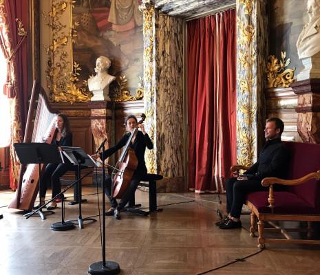 Angélique Mauillon, Myriam Rignol & Marc Mauillon