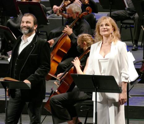 Florian Laconi & Laurence Janot