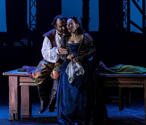 Nikolaï Schukoff & Gabrielle Philiponet - Otello par Stefano Mazzonis di Pralafera