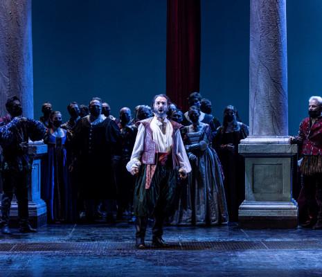 Nikolaï Schukoff - Otello par Stefano Mazzonis di Pralafera