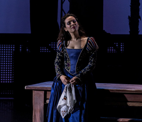 Gabrielle Philiponet - Otello par Stefano Mazzonis di Pralafera
