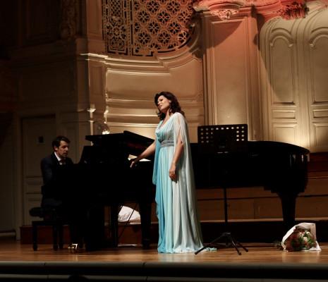 Marina Rebeka, Salle Gaveau