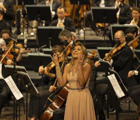 Maria Agresta & Orchestre de l'Opéra national de Paris