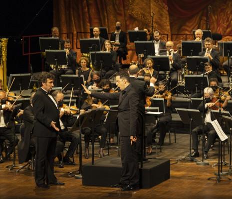 Ludovic Tézier, Luca Pisaroni & Orchestre de l'Opéra national de Paris