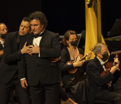 Luca Pisaroni & Ludovic Tézier