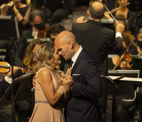 Maria Agresta & Michael Fabiano