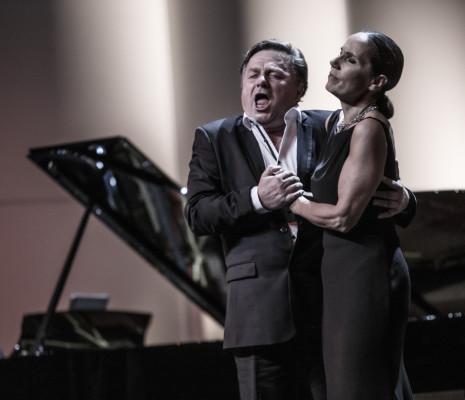 Marc Laho et Béatrice Uria-Monzon - Les Voix Solidaires