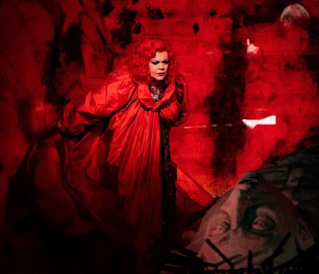 Violeta Urmana - Elektra par Michel Fau